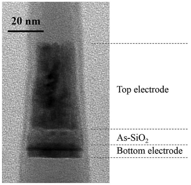 SiO2-based ReRAM selector (source; SK Hynix/IEDM)